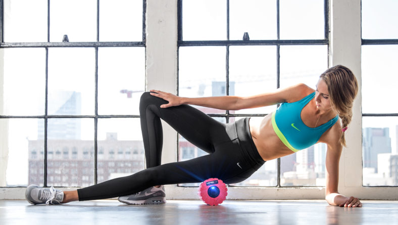 Vibration Meets Foam Rolling: Hyperice Vyper