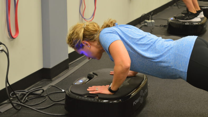 3 Ways Power Plate Will Enhance Your Workout